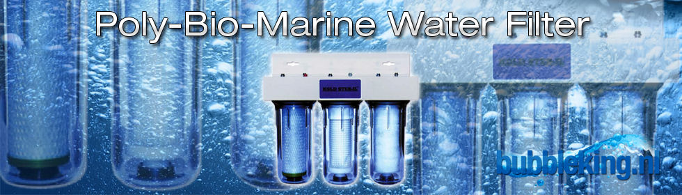 Poly Bio Marine Water Filter