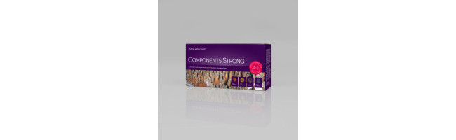 Aquaforest Components Strong ABCK 4x50ml.