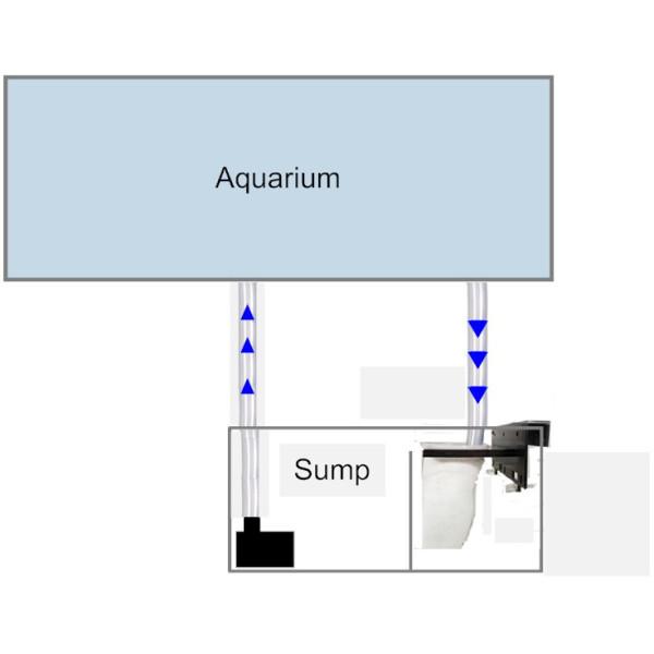 Aquaholland Gafzak 18 cm 200 micron