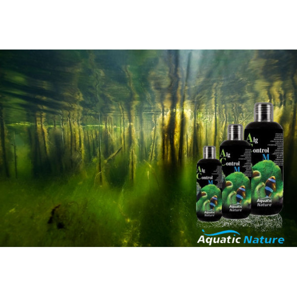 Aquatic Nature Alg Control M 300ml