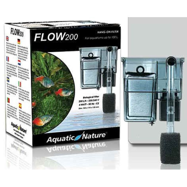 Aquatic Nature Flow 60/200 Pre Filter Rounds 3pack