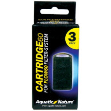 Aquatic Nature Flow 60 Cartridge 3pack