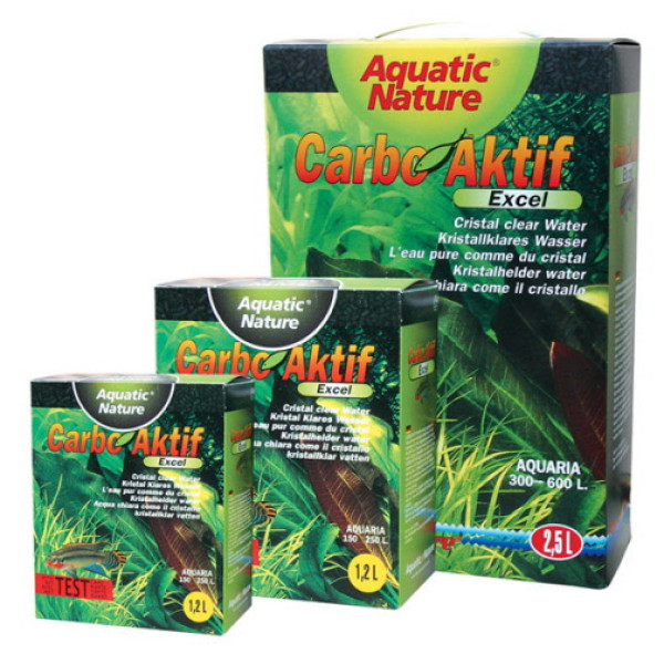 Aquatic Nature Carbo-Aktif Excel 10L
