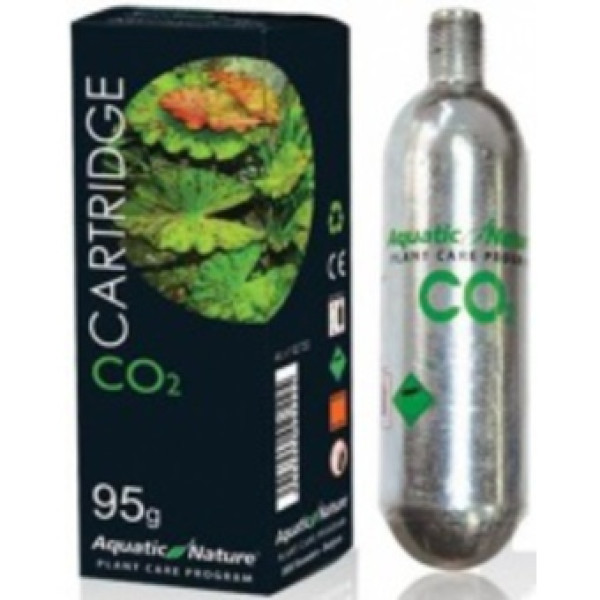 Aquatic Nature CO2 Navul Cartridge 95gr - 3pack