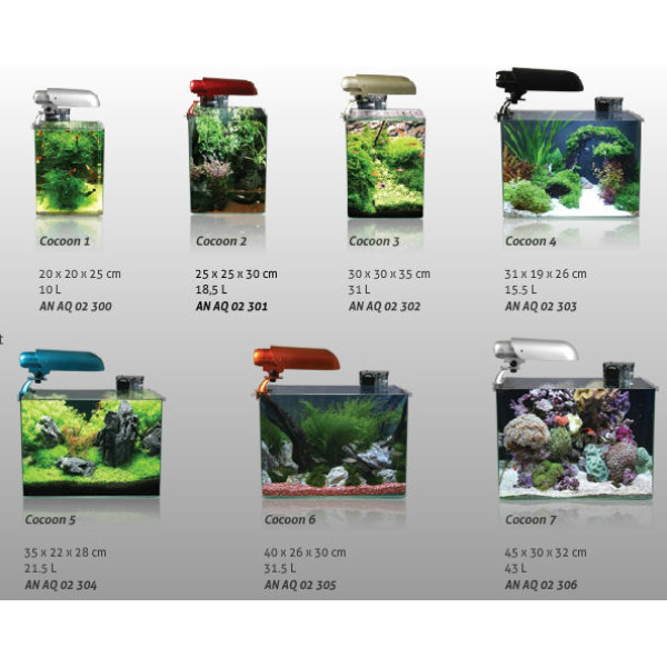 Aquatic Nature Cocoon 2 (18.5L)