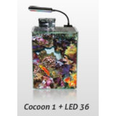 Aquatic Nature Cocoon 1 LED (10L)