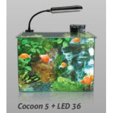 Aquatic Nature Cocoon 5 LED (21.5L)