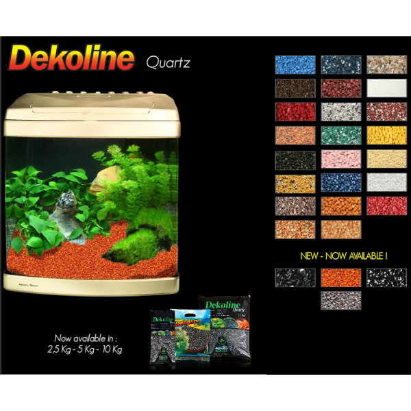 Aquatic Nature Dekoline Colored Brown 2.5kg