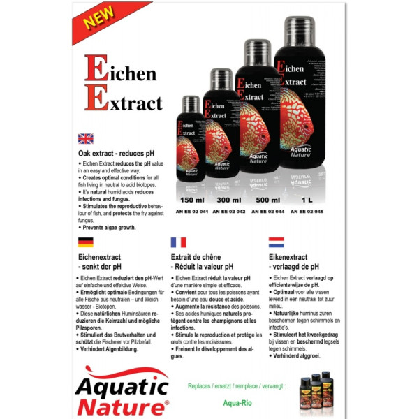 Aquatic Nature Eichen Extract 1000ml