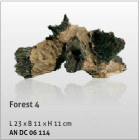 Aquatic Nature Decor Forest No 04