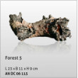 Aquatic Nature Decor Forest No 05