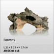 Aquatic Nature Decor Forest No 09