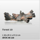 Aquatic Nature Decor Forest No 10