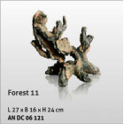 Aquatic Nature Decor Forest No 11