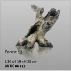 Aquatic Nature Decor Forest No 13