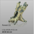 Aquatic Nature Decor Forest No 23