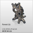 Aquatic Nature Decor Forest No 25