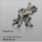 Aquatic Nature Decor Forest No 27