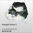Aquatic Nature Decor Kakogan Stone 3