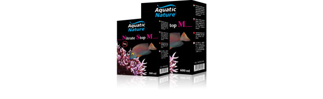 Aquatic Nature Nitrate Stop M Seawater 300ml.