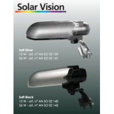 Aquatic Nature Solar Vision 26W Zwart