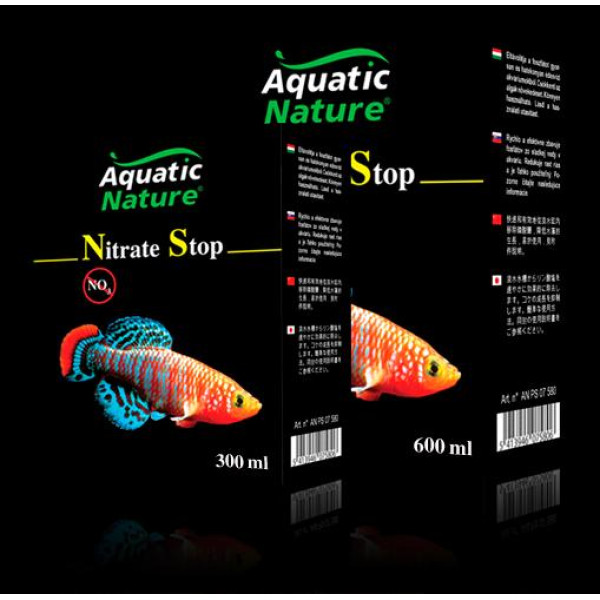 Aquatic Nature Nitrate Stop 600ml Zoetwater