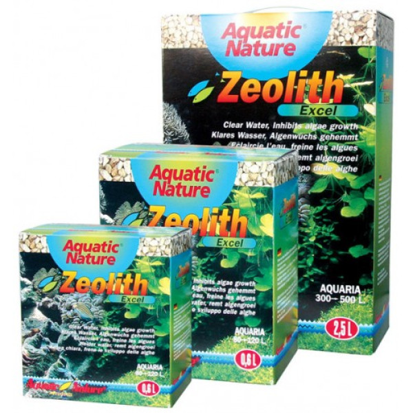 Aquatic Nature Zeolith Excel 0.6L