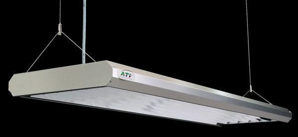 ATI Sunpower T5 Armatuur 8x39watt - Dimbaar