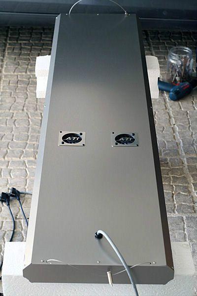 ATI Sunpower T5 Armatuur 4x54watt - Dimbaar