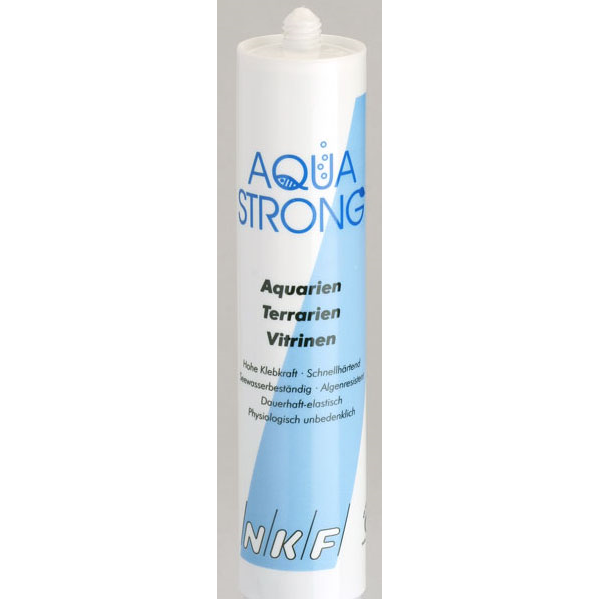 Aqua-Silicone Kit 310ml zwart