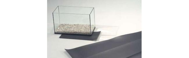Aquarium onderlegmat 50x100