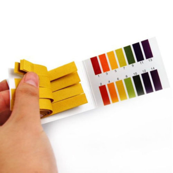 PH Test Strips 80 stuks PH 1-14