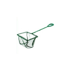 Visnet / Schepnet 10cm fijn groen