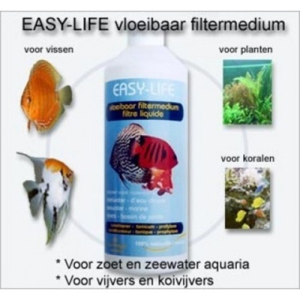 Easy Life Vloeibaar Filtermedium (vfm) 250ml