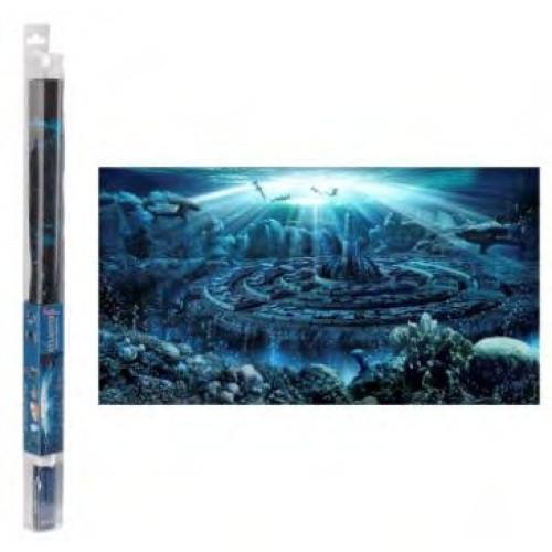 Hydor H2Show Atlantis Background