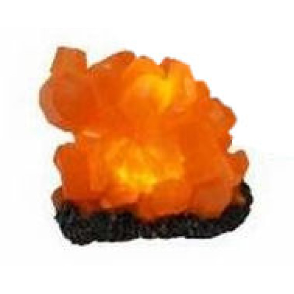 Hydor H2Show Earth Gems LED Orange Citrine
