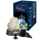 Hydor H2Show Earth Wonders Crystal Kit Blauw LED
