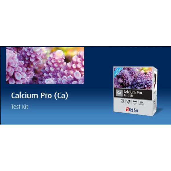 Red Sea Calcium Pro Titratie Test Kit