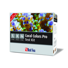 Red Sea Coral Colors Pro MultiTest Kit
