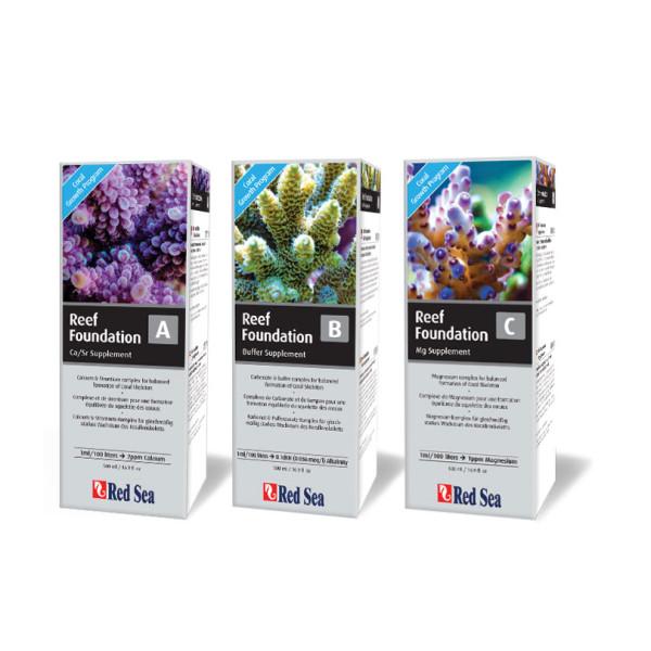 Red Sea Reef Foundation Pro Multi Test Kit