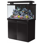 Red Sea Max S-Serie 400 Zwart aquarium + meubel