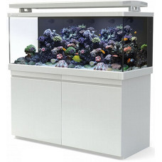 Red Sea Max S-Serie 650 Wit aquarium + meubel